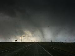 (davidteter) Tags: snow storm newmexico rain wind stanley lightning locusts stream:timeline=linear appleiphone3gs