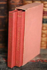 Two volumes, in slipcase