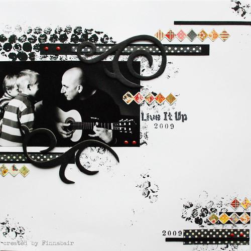 Live it Up 2009