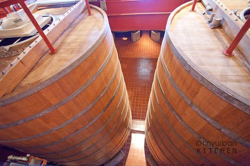 Mondavi French Barrels