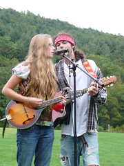 para la Tierra bonk for the bellbirds original music with mandolin and guitar