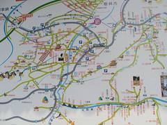 Map of Sanxia