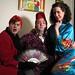 Lisa Hammer, Roger Nasser, Lisa Ferber