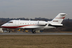 N604DE - 5471 - Private - Canadair CL-600-2B16 Challenger 604 - Luton - 100316 - Steven Gray - IMG_8373