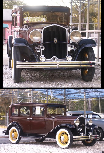 Vintage 1931 DeSoto