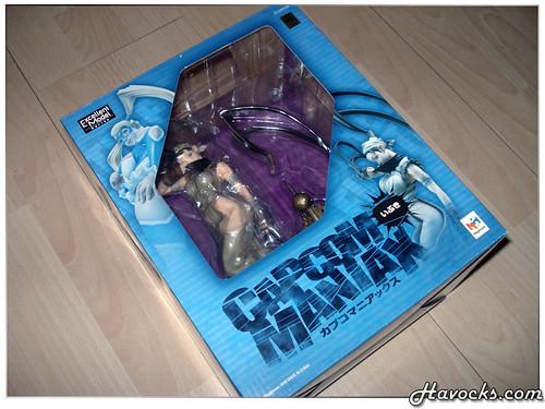 Capcom Maniax - Ibuki - 01