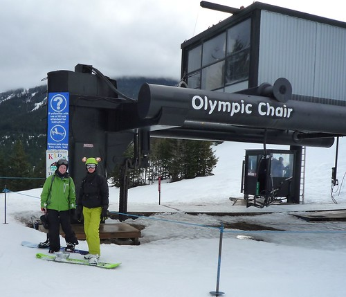 Olympic Chair
