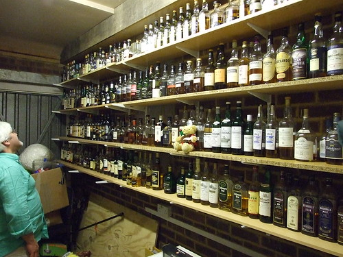 Graham's Whisky collection by jennicatpink, on Flickr
