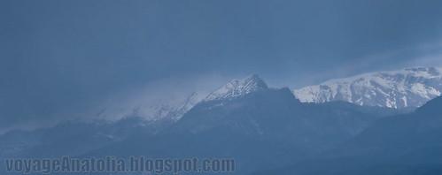 Summit at Taurus Mountains by voyageAnatolia.blogspot.com