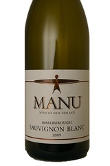 2009 Manu Marlborough Sauvignon Blanc