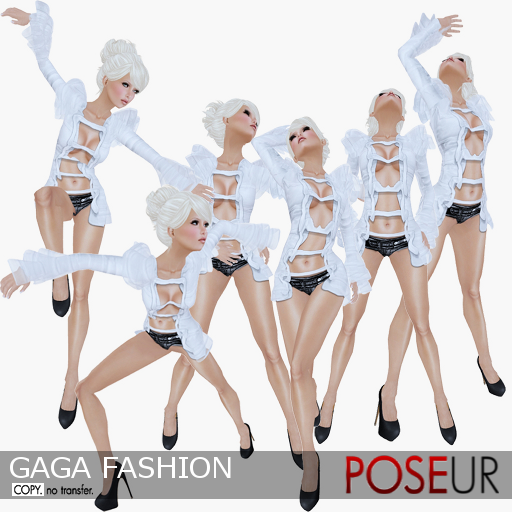 POSEUR - Gaga Rockstar // POSE FAIR