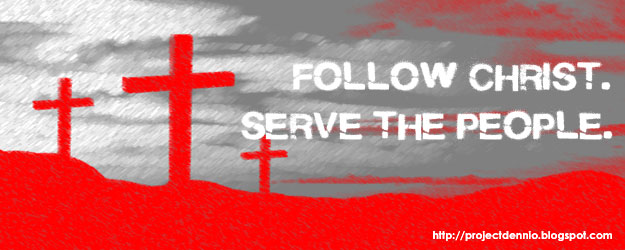 Follow Christ, Serve the People