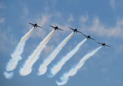 HALCONES FACH | VERANO 2010 (Pablo C.M || BANCOIMAGENES.CL) Tags: chile valpo aviones viadelmar fach acrobacia halcones