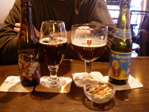 beer @ Le Poechenellekelder