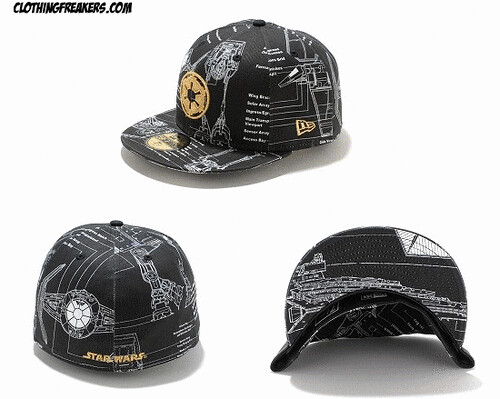 star wars 59fifty. Star Wars x New Era 59Fifty
