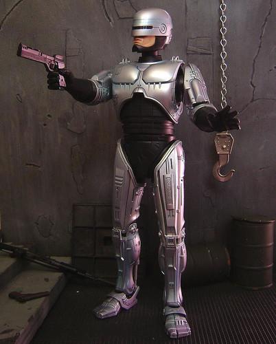 Robocop, Hot Toys 1/6