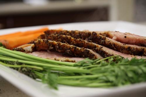 Spice Rubbed Ham
