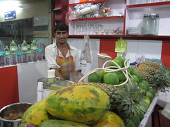 Juice Stand - Chennai, India