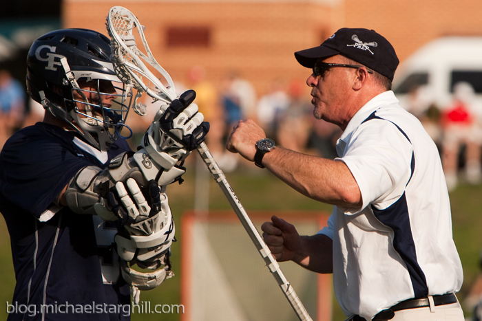 Georgetown Prep St. Stephens and St. Agnes Lacrosse