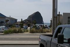 Pacific City monolith