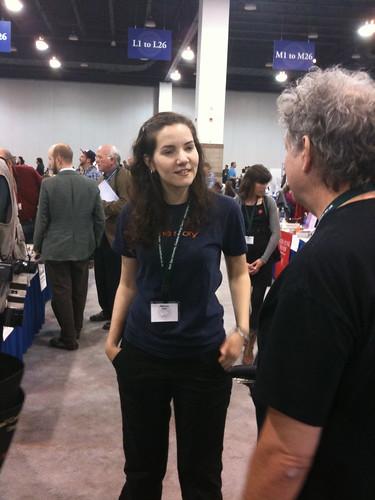 Hannah Tinti (my former grad school classmate)