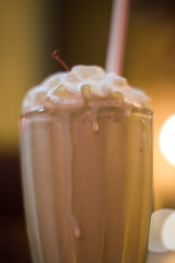 Milkshake Tour: Clarke's on Belmont