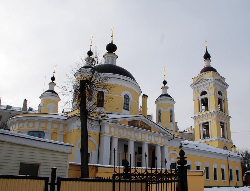 фото: Собор Троицы Живоначальной