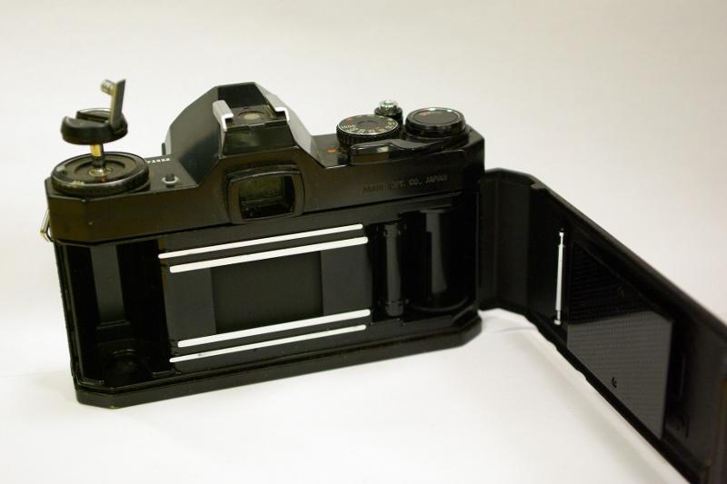 pentax kx film camera manual