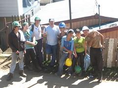 Misión Solidaria: campaña de voluntariado en Curanilahue