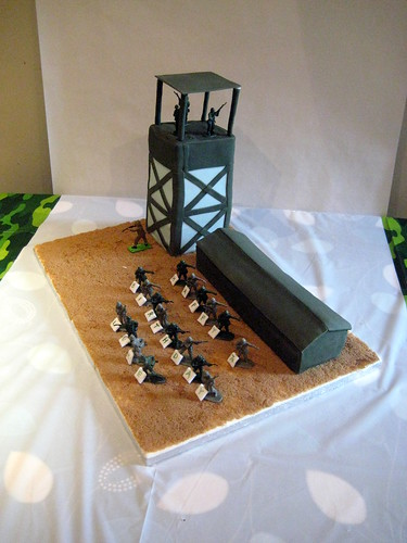 Luke's Army Cake