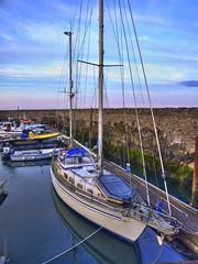 Donaghadee Marina HDR (jonny.andrews65) Tags: ireland marina andrews fuji jonny northern hdr donaghadee s9600 httpjonnyandrewswordpresscom