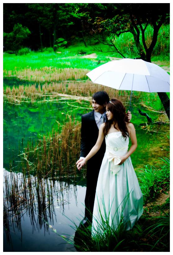 婚紗攝影~