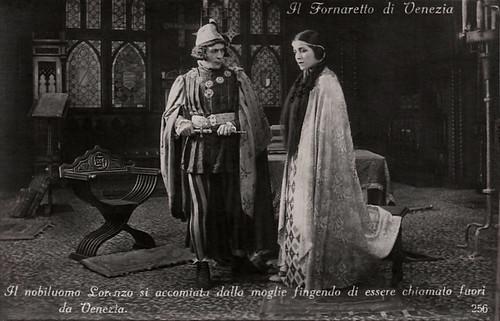 Amleto Novelli in Il fornaretto di Venezia