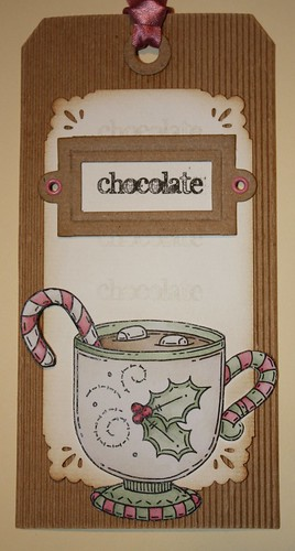 Hot Chocolate Tag