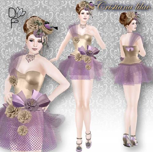 CRISTIANA lilac