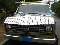 xylophone truck
