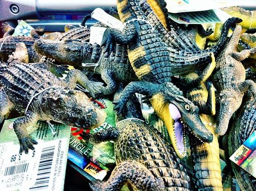 Toy crocs