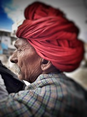 Incredible India series (Nick Kenrick..) Tags: india pushkar rajasthan hindu portrait