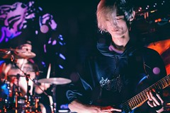 (Yesidster) Tags: concert live picture photography guitar rock performance bass lights crowd band polyphia shred contrast portrait adobe lightroom miami florida photoshop strobe