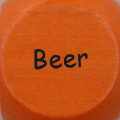 Beer (Leo Reynolds) Tags: dice canon eos iso100 di squaredcircle 60mm f80 0sec 40d hpexif sqset041 xleol30x xxx2009xxx