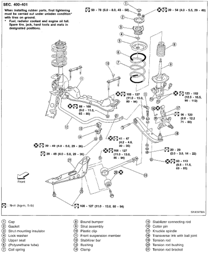 1995 Nissan 240sx Suspension Diagram as well 1990 Nissan 240sx Fuse Box Diagram besides 1989 Nissan Truck Front End Diagram also 1995 Nissan 200sx Suspension Diagram further Engine Wiring Diagram 1996 Nissan 240sx. on 1995 nissan 240sx suspension diagram