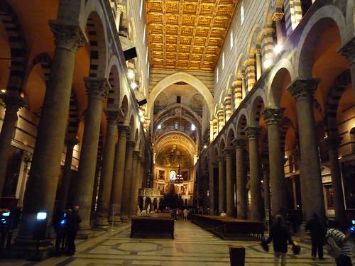 Inside Il Duomo, <st1:place w:st=