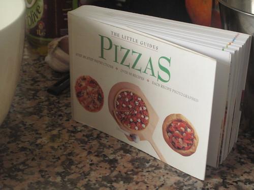 Pizza book