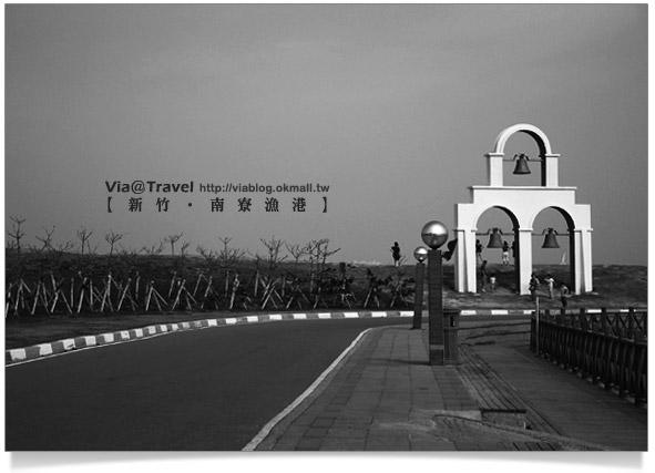 新竹南寮漁港-十七公里海岸線