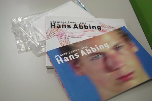 Hans Abbing works portfolio