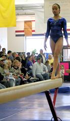 Annikah Paloma (Erin Costa) Tags: sky sports high jump bars texas floor exercise tx paloma center beam gymnast flip gymnastics tc balance vault tumble meet colony tumbling routine uneven tcga annikah