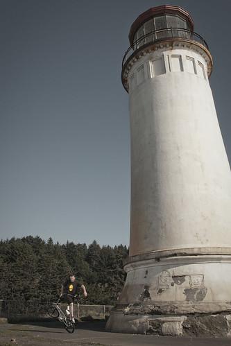 Justin @ Northhead Lighthouse