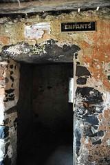 1c.Children's cell, Maison des Esclaves