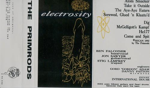 Primrods - Electrosity