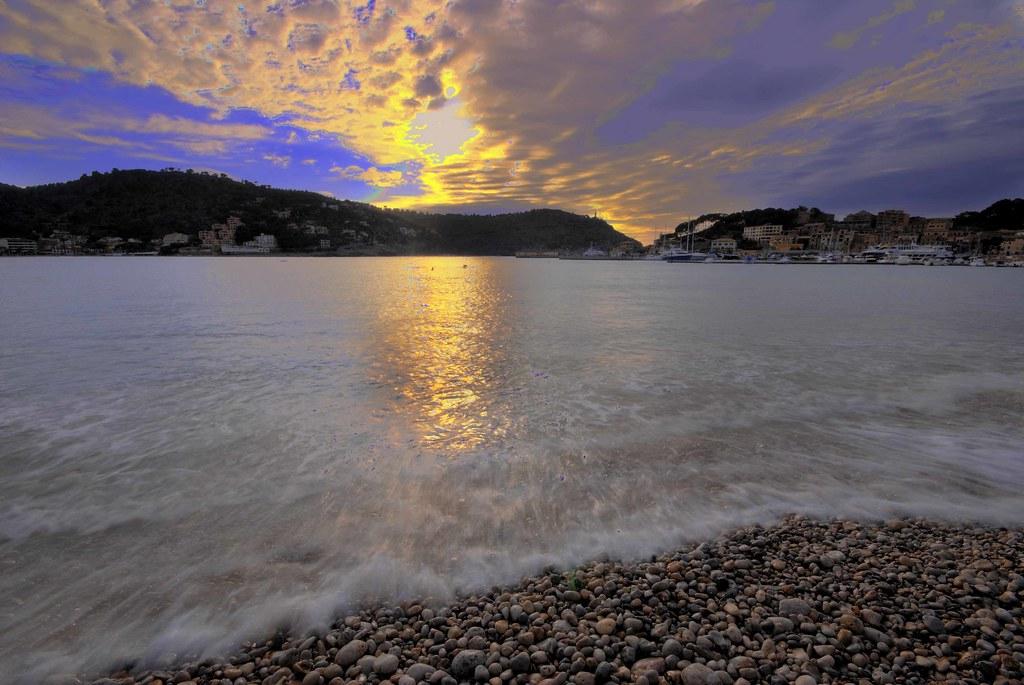 beach hdr stones harmony - photo #16